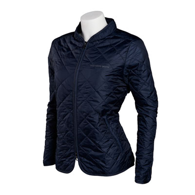 Ladies Diamond-Quilted Gossamer Parka