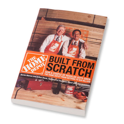 """Built From Scratch"" Book"