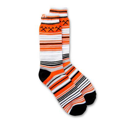 Striped Dress Socks