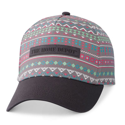 Tribal Print Hat