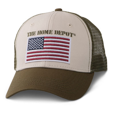 Patriot Mesh Hat