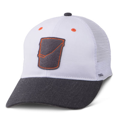 Bucket Patch Mesh Hat