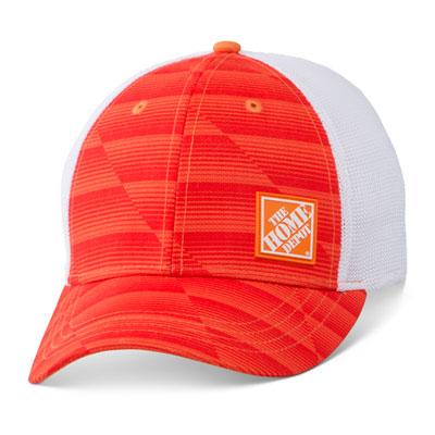 Giga Striped Mesh Hat