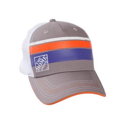 Vintage Tri-Stripe Mesh Cap