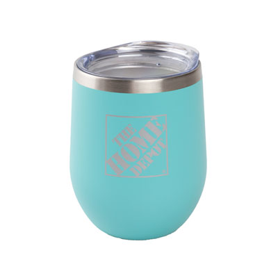 Powder-Coated Tumbler