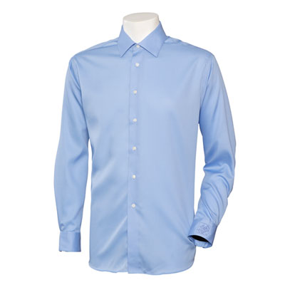 Calvin Klein No-Iron Pincord Dress Shirt