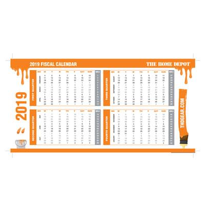 2019 Laptop Calendar