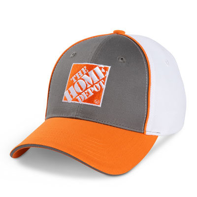 Color-Block Twill Hat