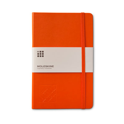 Moleskine® Hard Cover Notebook
