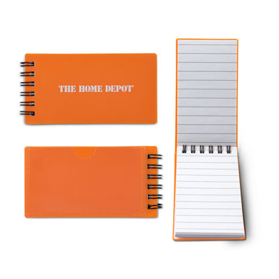 Mini Business Card Jotter - 5 Pack