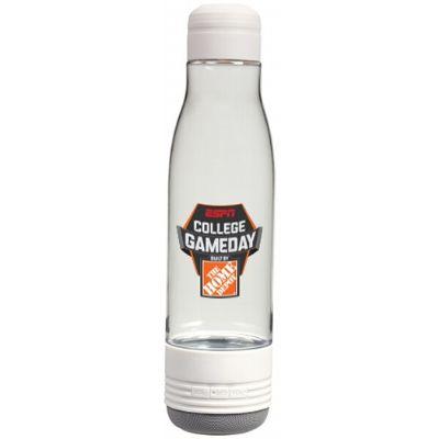 LED Audio Water Bottle