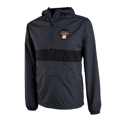 Sport-Tek® Quarter-Zip Wind Jacket