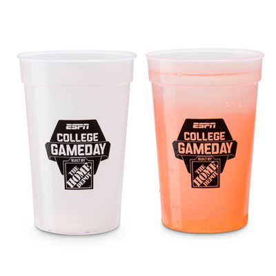 Color Changing Stadium Cup (5 Pack)