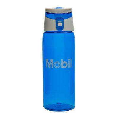 Flip out sport bottle