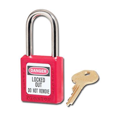 Masterlock lockout padlock