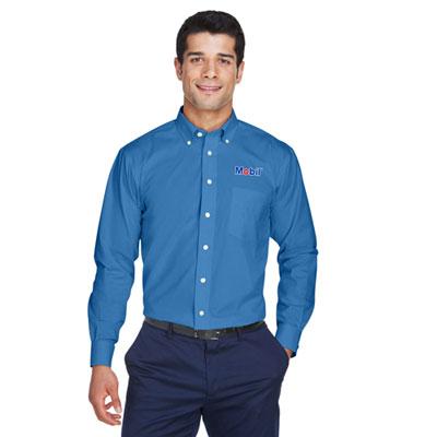 Easy-care dress shirt
