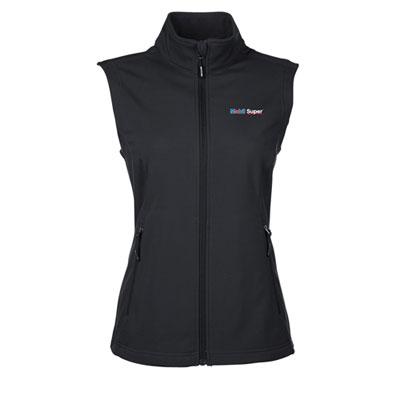 Mobil Super Moto™ soft shell vest