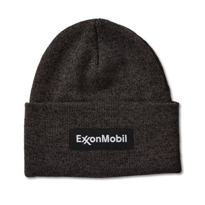 ExxonMobil™ Heathered cuff beanie