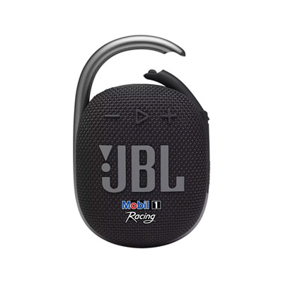 Mobil 1 Racing™ JBL Bluetooth® speaker with clip