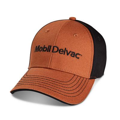 Mobil Delvac™ work canvas cap