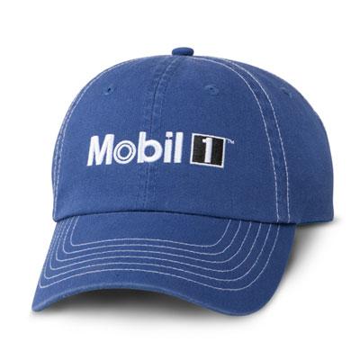 Blue Mobil 1™ cap