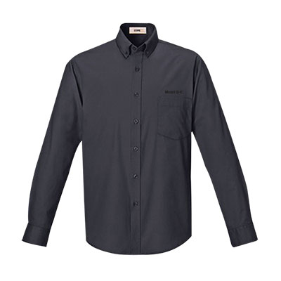 Men's Mobil SHC™ UV carbon dress shirt