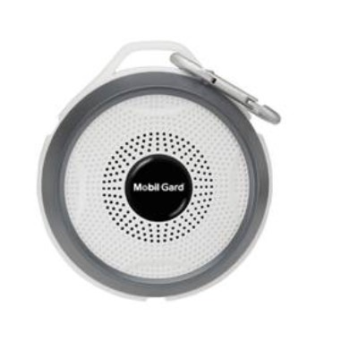 Water-resistant wireless speaker