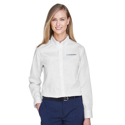 Ladies' SunShield dress shirt