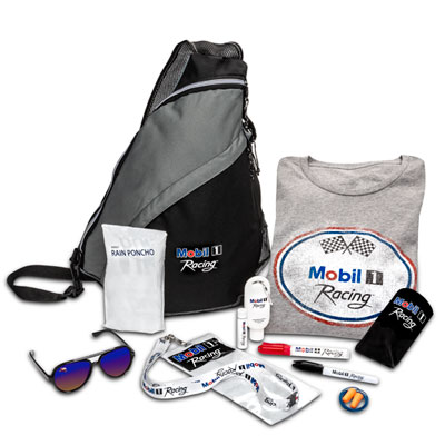 2019 Mobil 1 Racing® track pack