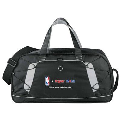 Exxon™ Mobil™ NBA sport duffle bag