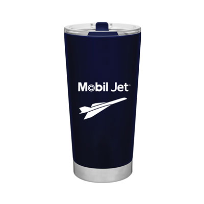 Mobil Jet™ Frost 20oz thermal tumbler