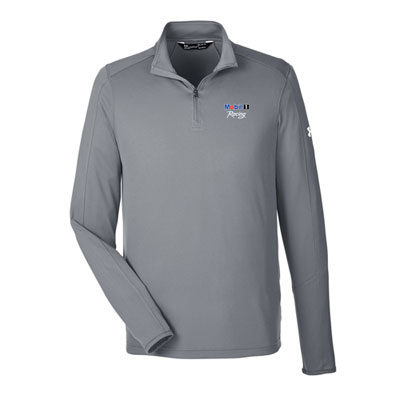 Mobil 1 Racing™ Under Armour® tech graphite 1/4 zip