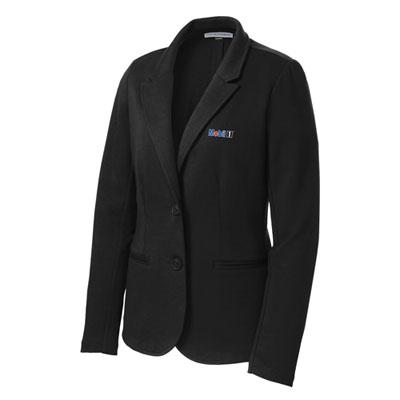 Mobil 1™ Ladies' Port Authority Knit Blazer