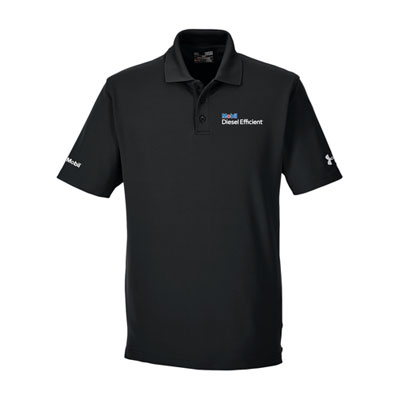 Mobil Diesel Efficient™ Under Armour Corporate Performance Polo